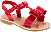 Laura Ashley Bow-Embellished Sandal