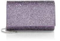 Judith Leiber Couture Couture Women's Fizzy Crystal Crossbody - Silver