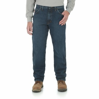 Riggs Workwear Men's Big & Tall FR Relaxed Jean