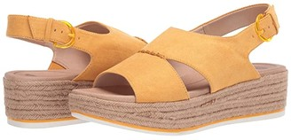 Dr. Scholl's Catch 22 (Gold Yellow) Women's Shoes