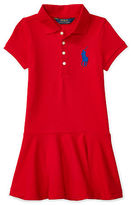 Ralph Lauren Big Pony Mesh Polo Dress