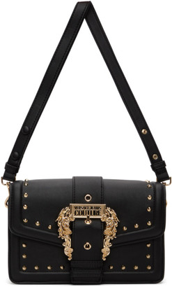 Versace Jeans Couture Black Couture 1 Buckle Bag