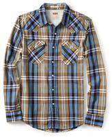 Levi's Long Sleeve Barstow Western Shirt