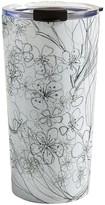 Deny Designs Elena Blanco Pencil Blossom 20 oz. Travel Mug