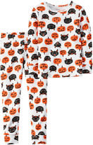 Carter's 2-pc. Halloween Cotton Pajama Set - Baby Girls newborn-24m