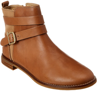 Sperry Seaport Shackle Leather Bootie