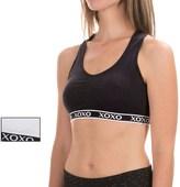 XOXO Seamless Sports Bras - 2-Pack, Medium Impact (For Women)