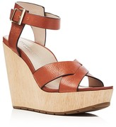 Kenneth Cole Clove Wedge Sandals