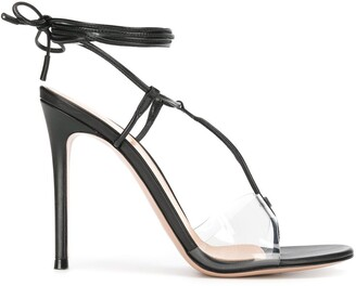 Gianvito Rossi wrap ankle sandals