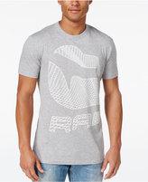 G Star Men's Lethi Graphic-Print Logo T-Shirt