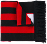 Givenchy stars and stripes scarf - men - Acrylic/Wool - One Size