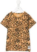 Mini Rodini leopard print T-shirt