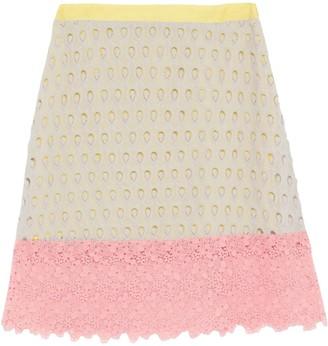 Kristina Ti Knee length skirts