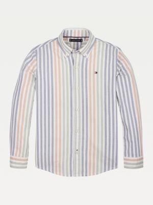 Tommy Hilfiger Essentials Stripe Cotton Shirt