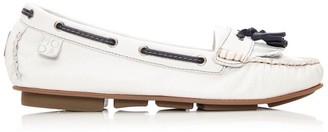 Moda In Pelle Errin White Leather