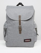 Eastpak Austin Backpack In Gray