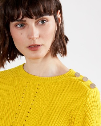 Ted Baker Button Detail Sweater