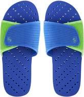 Showaflops Men's Antimicrobial Shower & Water Sandals - Slide 13/14