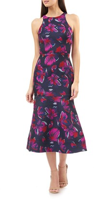 JS Collections Halter Dress