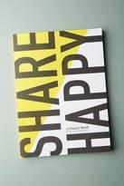Compendium Share Happy Poster Book