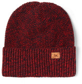 Outerknown - Trail Organic Cotton And Baby Alpaca-blend Beanie