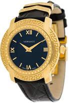 Versace round DV-25 watch