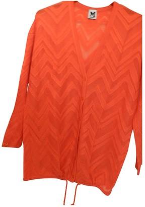 M Missoni Orange Synthetic Jackets