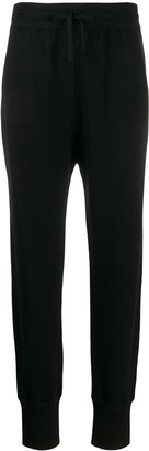 Jil Sander Soft Knit Track Pants