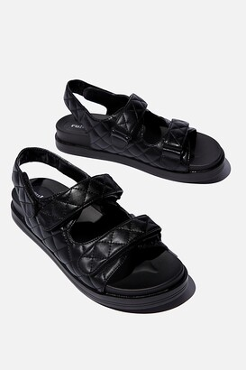 Rubi Taylor Velcro Sporty Sandal