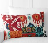 Pottery Barn Rosie Patchwork Lumbar Pillow Cover