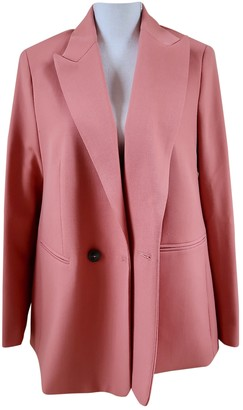 Closed Pink Coat for Women