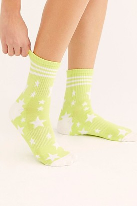 Lucky Honey x FP Movement Star Dad Socks