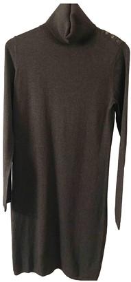 Tommy Hilfiger Grey Cotton Knitwear for Women