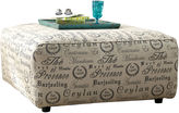 Signature Design by Ashley Camden Oversized Ottoman