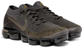 Nike Vapormax Flyknit Sneakers - Charcoal