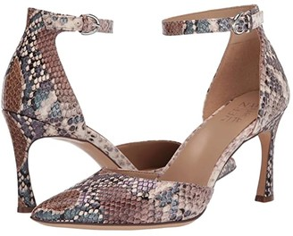 Naturalizer Aurelia (Pastel Multi Snake Print Leather) Women's Shoes