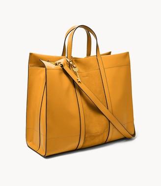 Fossil Carmen Large Tote Handbags ZB8003721