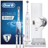 oral b Oral-B Genius 9000 White Electric Toothbrush Powered By Braun