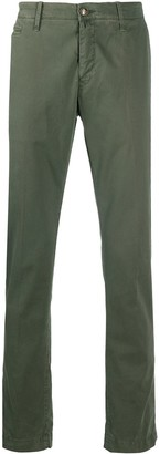 Jacob Cohen Bobby comfort chino trousers