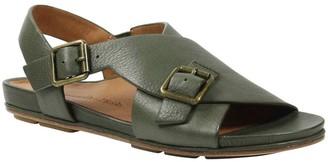 L'Amour des Pieds Leather Sandals - Dordogne