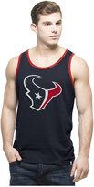 '47 Men's Houston Texans Crosstown Tank Top