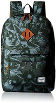 Herschel Heritage Backpack 1-Piece, Jungle Floral Green, One Size