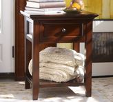 Pottery Barn Hudson 1-Drawer Bedside Table
