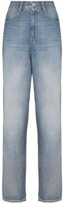 Etoile Isabel Marant Corsy high-waisted jeans