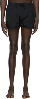 CDLP Black Core Swim Shorts
