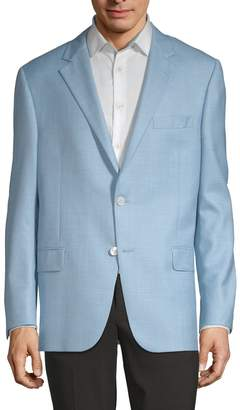 Hickey Freeman Milburn Wool & Silk Jacket