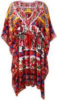 Dolce & Gabbana Mambo print kaftan dress - women - Silk - 40