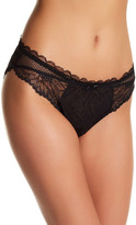 Chantelle Opera Semi-Sheer Lace Brief