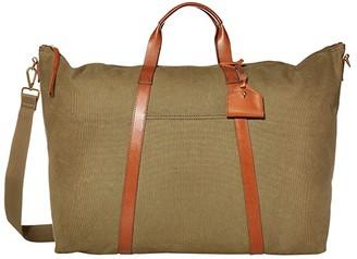 Madewell Canvas Bag (British Surplus) Duffel Bags
