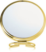 Frasco Mirrors - Double-sided Travel Mirror - Gold